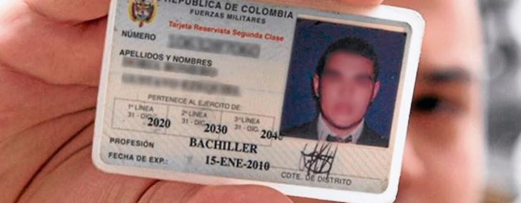 ¿En Colombia, es indispensable tener la libreta militar para postularse a un empleo?
