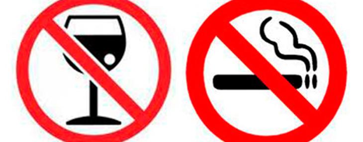 Política de Prevención de Consumo de Alcohol, Tabaco y Drogas